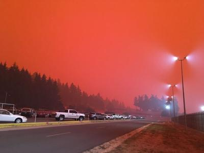 ODOC moves 1,450 inmates from 3 facilities due to threat of wildfire