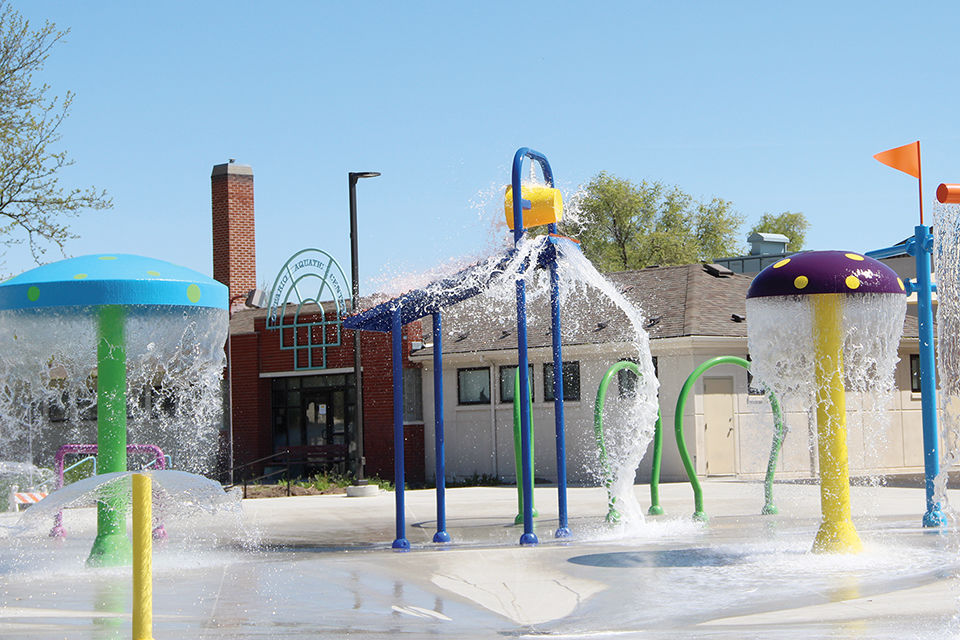 Ontario's splash park opens today! Are you going?
