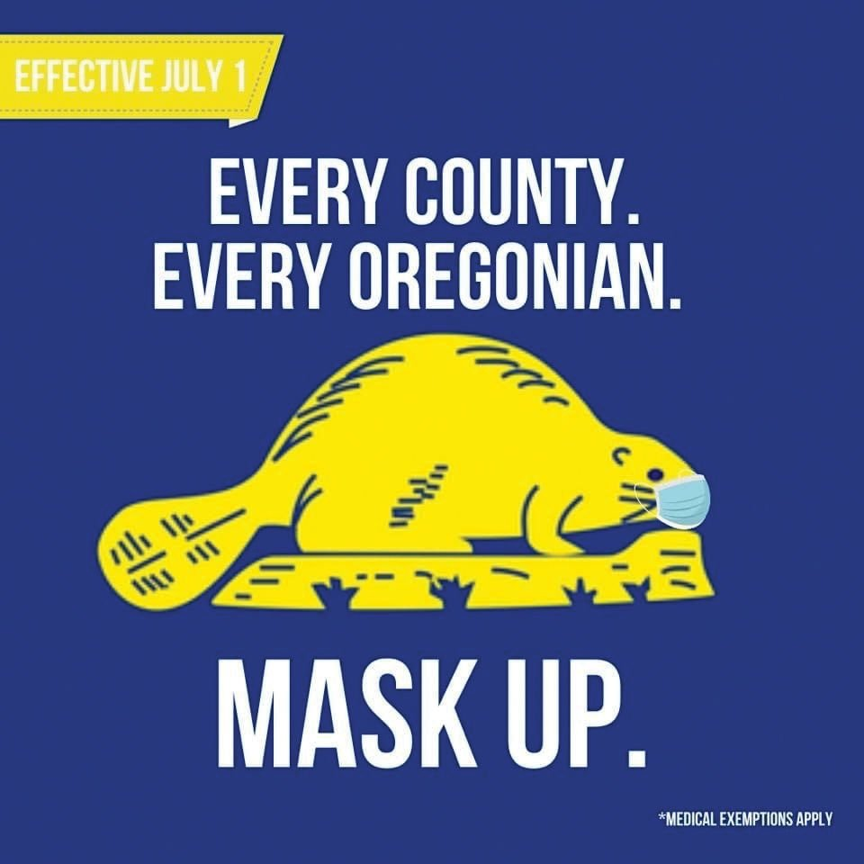 Social media campaign masks state animal