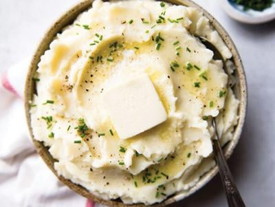 Nation gives a nod to Idaho's mashed potatoes on Thanksgiving