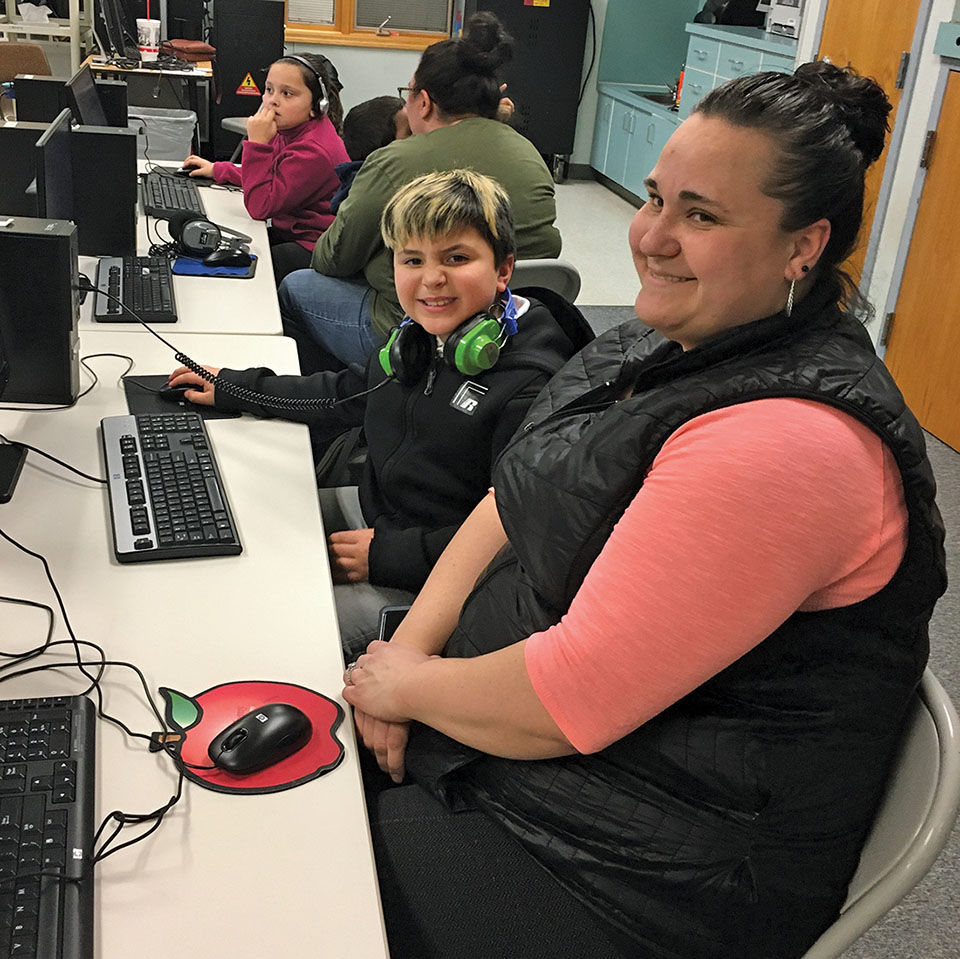 Idaho PBS teaches internet safety in Payette