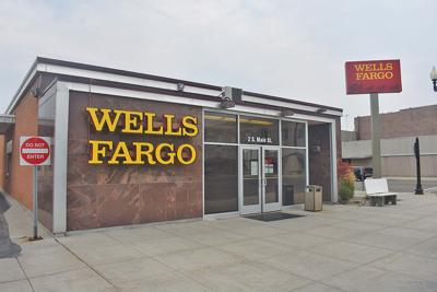 Wells Fargo branch to permanently close
