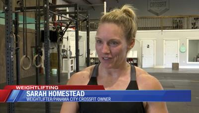 Fruitland native breaks national weightlifting record for clean and jerk
