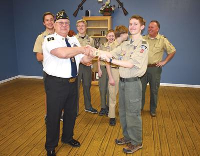 Giving scouts honor