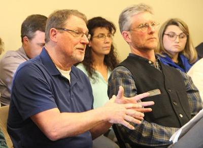 County commissioner addresses Eastern Oregon Border Economic Development Border Board