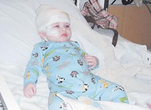 For former Payette family son's emergency surgery gives them new hope for the future