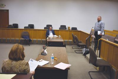 Paramedics director gives updates to county commission