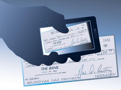 Scammers send out fake checks