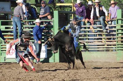 This bullfighter isn't clowning around