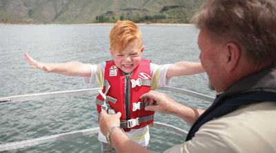 Life jackets required for youth 14 and younger in Idaho