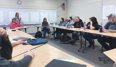 Idaho educators meeting