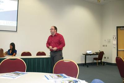 Presentation focuses on equipping young people with job skills in the 21st century job market