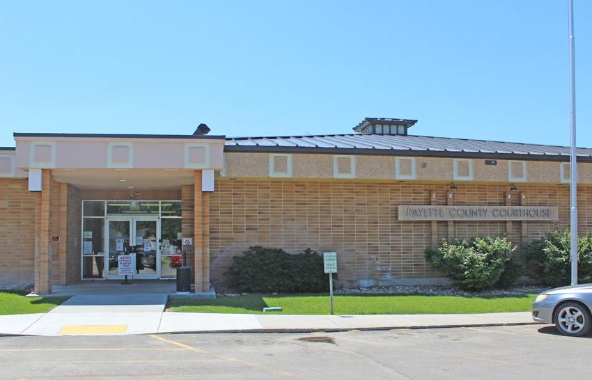 Payette County Courthouse