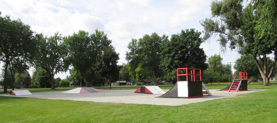 Health district 'assesses' 2 parks