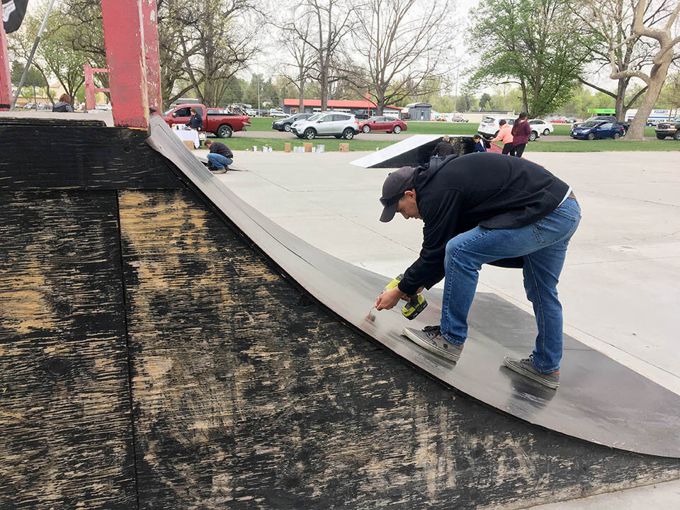 Serve Day proves community is 'better together'