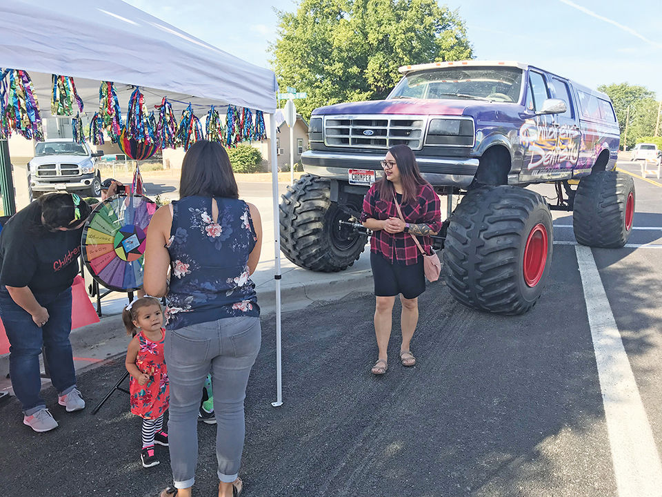 Monster truck fun day