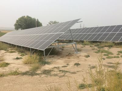 Off-setting the costs of renewable energy