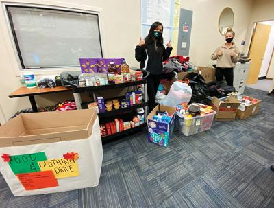 Food drive 'had so much success'