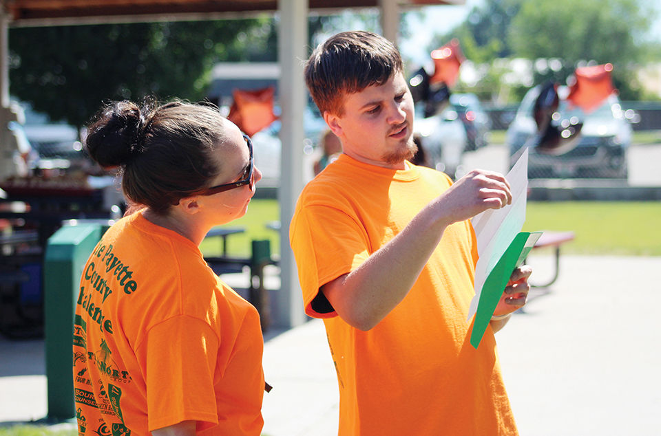 Vying for prizes in the Payette County Challenge