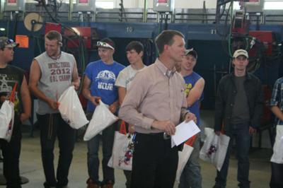 Welding program celebrates first students