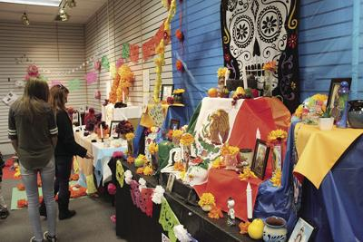 Gallery exhibit of altars will lead up to Day of the Dead