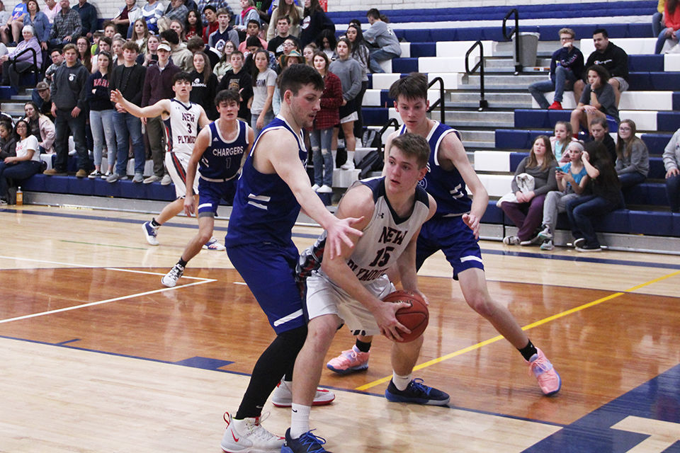 Roberts' clutch free throws lead Pilgrims over Cole Valley