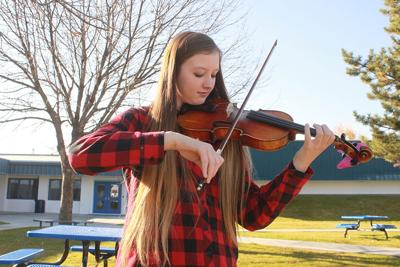 Fiddler Shippy to perform in D.C.