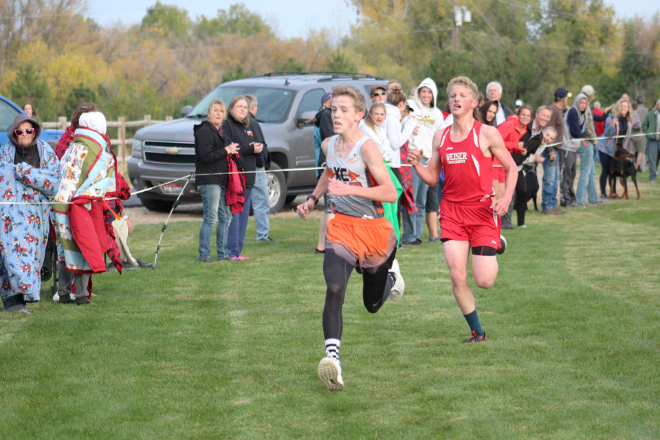 Fruitland S Parma Boys Win Srv Cross Country District Les Local Sports News Argusobserver