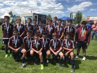 FC Tigers place second in Twin Falls