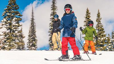 5th- and 6th-graders can still ski and snowboard free in Idaho