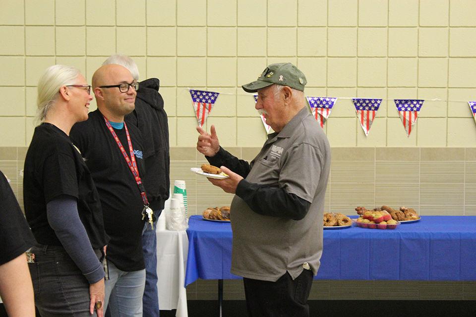 Veterans Day breakfast 2