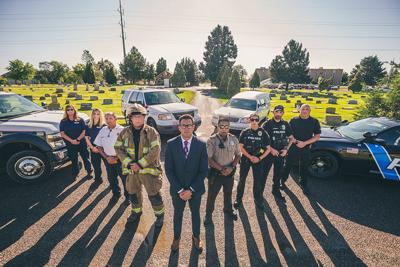 Local first responders