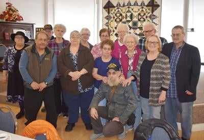 Saying thanks: Senior Center recognizes its volunteers' 10,000 hours of service in 2019