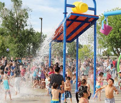 Ontario Splash Park will reopen on Friday with new additions: fees, sign-in and waiver