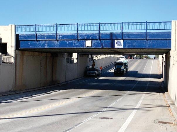 City of Nyssa completes underpass touch-up project