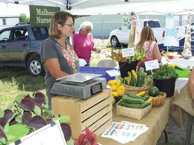 Freshening up summer with local produce