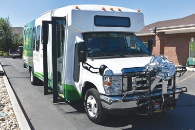 Snake River Transit bus