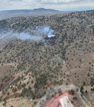Agency warns of fire weather today, Tuesday