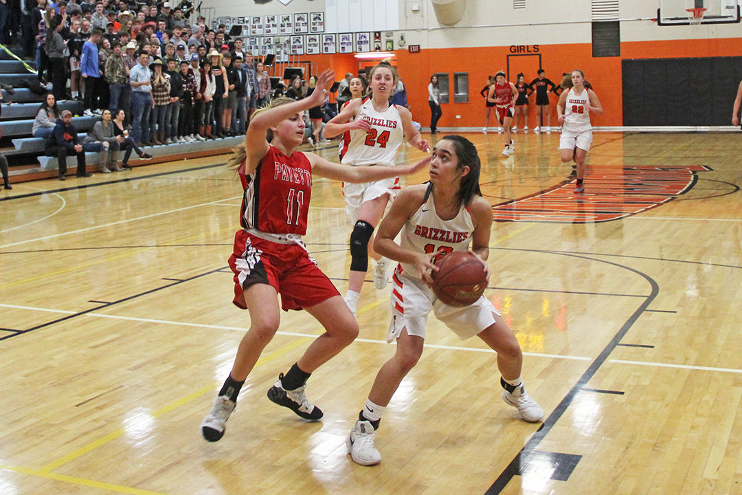 Grizzlies' Fritts, Smith lead local all-SRV girls basketball picks