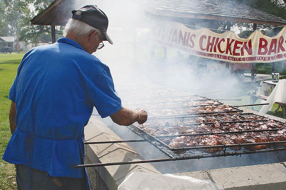 'Community is our first priority': Kiwanians pull the reins on annual Chicken BBQ