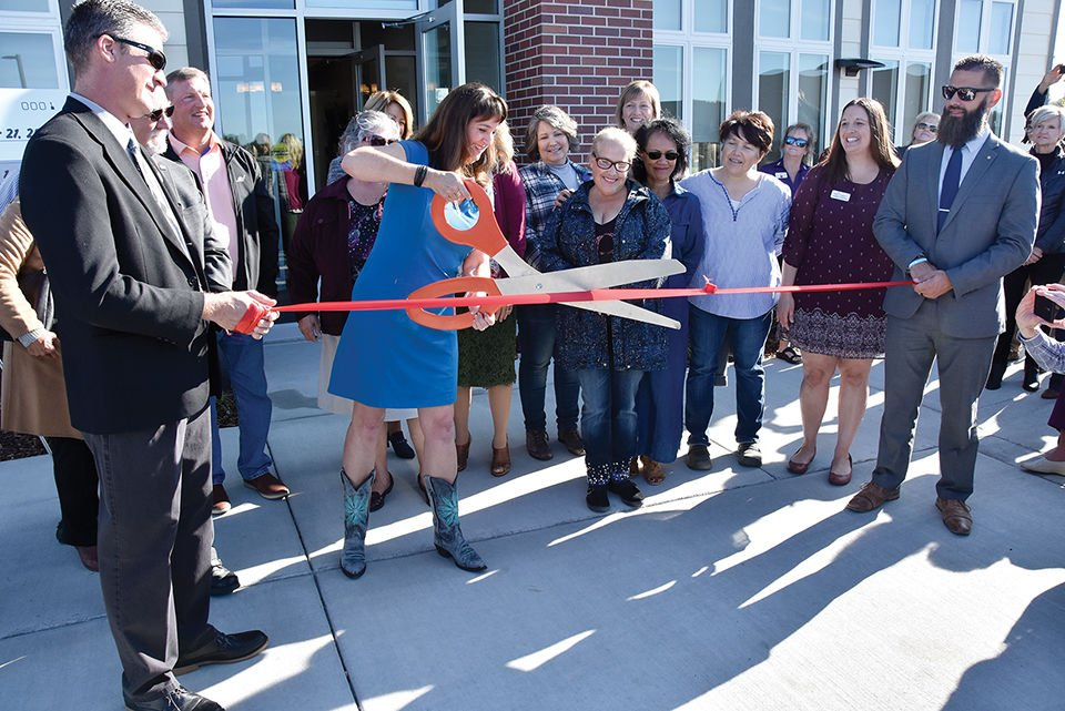 Respite ribbon cutting w.jpg