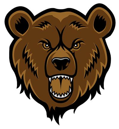 Fruitland Grizzly logo