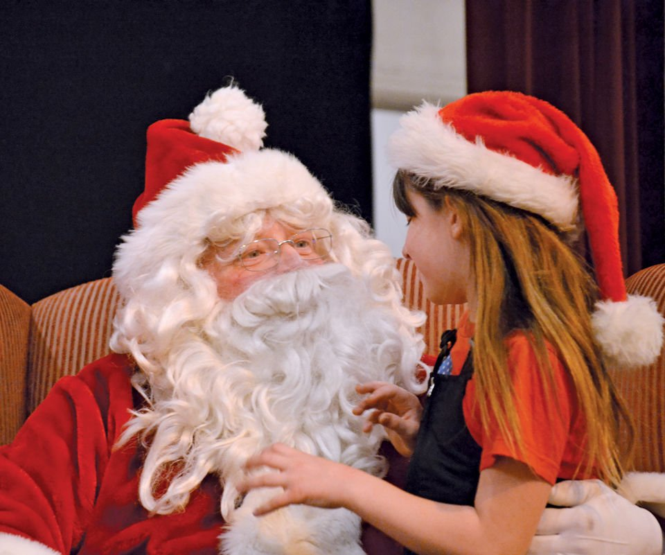 an interview with santa claus - Pictures With Santa Claus