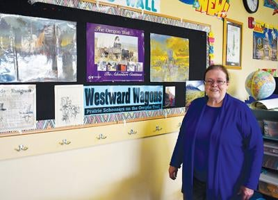 Linda Langley has taught in Fruitland since 1972
