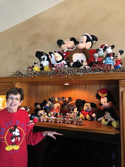 Local collector will talk about her collection of memorabilia of famed cartoon character at Ladies Night