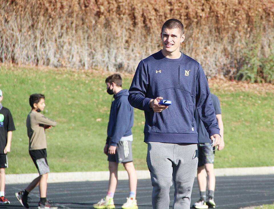 Delgado returns for second speed clinic