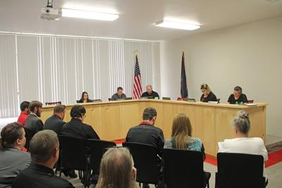 Payette School District meeting