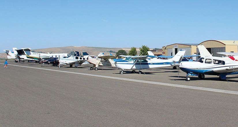 Airport Appreciation Day and Fly-In planned for Saturday