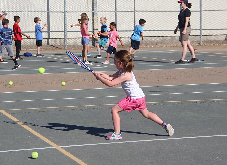 ORD Tennis Camp