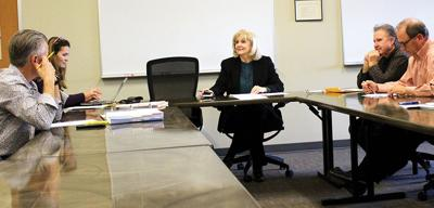 TVCC Board of Education subcommittee self-regulates in work session